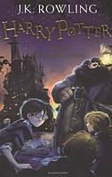 Гарри Поттер и философский камень на английском