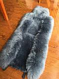 Накидка из новозеландской шкуры овцы в машину или на подарок, фото 2