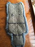 Накидка из новозеландской шкуры овцы в машину или на подарок, фото 3