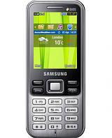 Samsung GT-C3322i Titanium Silver