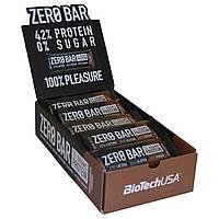 Zero bar 20 шт х 50г (спортивные батончики)