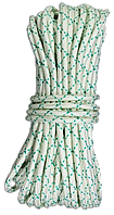 """Шнур капроновый d 4мм, 25м плетеный """"Евро"""" (Украина), фото 1"""