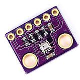 Модуль барометр c цифровым датчиком BMP280 атмосферного давление и температуры SPI i2c Для Arduino, фото 2
