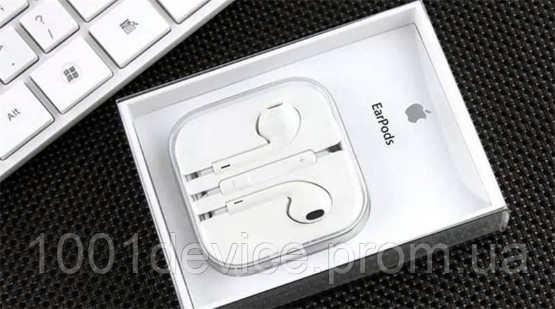Наушники apple earpods Оригинал  продажа 62fc7908fe7e8