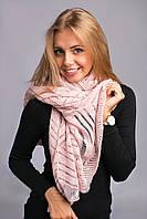 Ультрамодный ажурный шарф