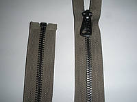 Молния металлическая разъемная Т-5, 1бегунок 68см, фото 1