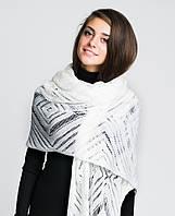 Легкий шарф большого размера