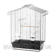 Клетка VEGA ХРОМ с большой дверкой 61,5x41,5x79.Inter-zoo