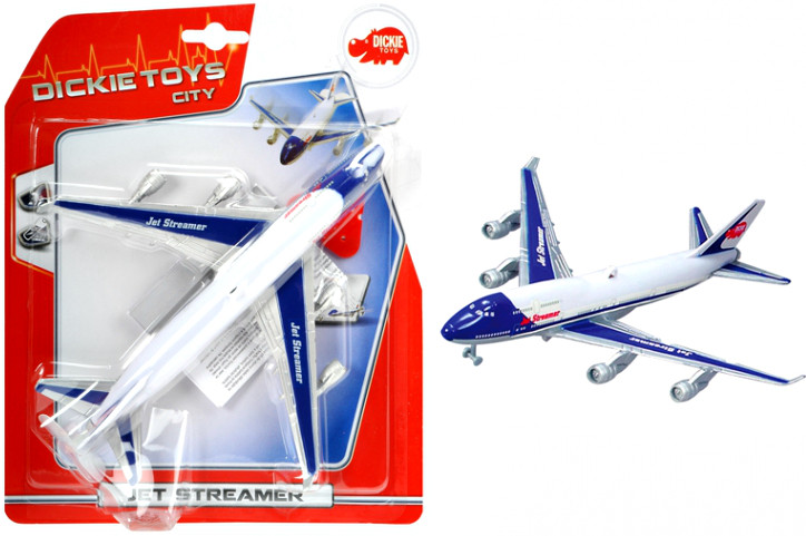 Самолет Jet Streamer Dickie Toys 3343004