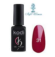Kodi professional гель лак Коди 31 светлая вишня эмаль 8мл