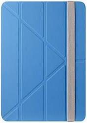 Чехол ozaki для ipad air o!coat slim-y 360° multiangle голубой (oc110bu)