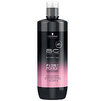 Безсульфатный укрепляющий шампунь Schwarzkopf Professional Fibre Force Fortifying Shampoo 1000 ml