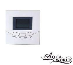Термостат кімнатний з LED дисплеєм AW