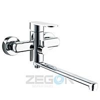 Смеситель для ванны длинный гусак, Z65-LOB7