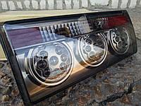 Диодные задние фонари на ВАЗ 2107 Терминатор