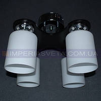Потолочная люстра LED IMPERIA четырехламповый со светодиодной подсветкой LUX-506002