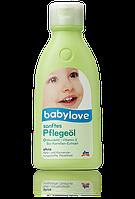 Масло для ухода за кожей малыша Babylove Sanftes Pflegeöl 250 мл