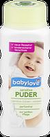 Присыпка детская Babylove sensitive Puder100