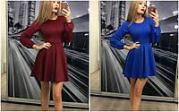 Модное  мини платье , дайвинг  !