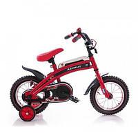 """Велосипед двухколёсный Azimut 16"""" f 4622 red"""