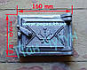 Дверка чугунная сажетруска прочистная (100х140) №2