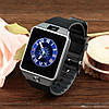 Умные часы. Смарт часы Smart Watch DZ09 для Android и iOS. Черный с серебряным. 4 цвета