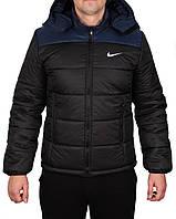 Модная зимняя куртка,парка мужская найк,nice