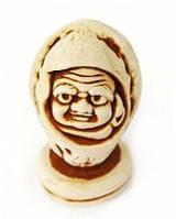 Нецкэ Бодхидхарма Символ мудрости и спокойствия