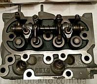 Головка блока цилиндров ГБЦ двигателя Кубота Kubota Z400 / Z482 СТ-2.29 ; 29-70001-00