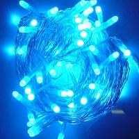 Гирлянда 100 светодиодов силиконовый шнур НЕОН!!!
