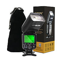 Вспышка для фотоаппаратов NIKON - ZOMEI Speedlite ZM860T с I-TTL и HSS