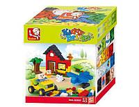 Конструктор Sluban серия Kiddy Bricks M38-B0502, фото 1