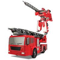 Робот-трансформер X-bot- Пожарная машина