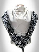 Кашемировій платок белый
