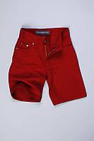 Подростковые красные шорты