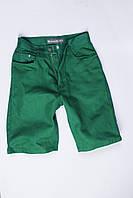 Шорты зелёные мужские