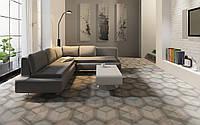 Плитка напольная Атем Hexagon Paris