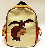 Детский рюкзак Ослик, фото 1