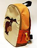 Дитячий рюкзак Ослик, фото 2