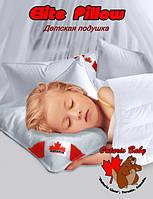 Детская подушка «Elite Pillow» от 3 лет