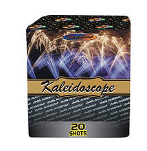 Салют Legendary Word (Kaleidoscope) 20 зар. калибр 20 мм.