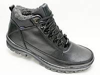 Ботинки мужские зимние на меху Pilot 27