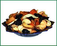 Фруктовая смесь(груша ,яблоко,слива,айва,курага,изюм)0,5 кг