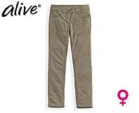 Штаны для девочки на подкладке Alive размер 116, 6 лет
