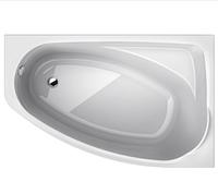 Ванна KOLO MYSTERY асимметричная 150*95см правая в комплекте с ножками и элементами крепления