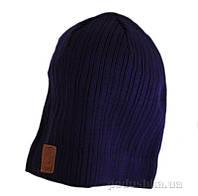 Зимняя шапка на мальчика обхват головы 52-54 см