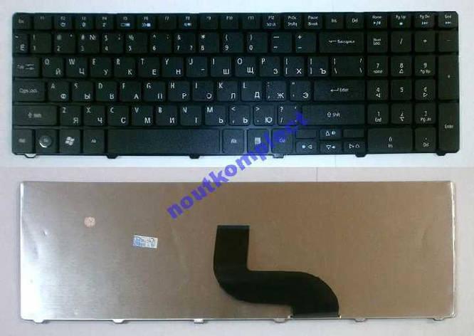 Клавіатура до ACER 5810T, 5536, 5538, E642, 5551, 5741, фото 2