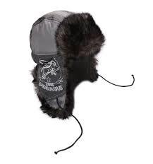Зимняя шапка ушанка  обхват головы 56 см