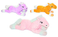 Мягкая игрушка Лошадь МР 0630 F (30) муз, 3 цвета, 40 см