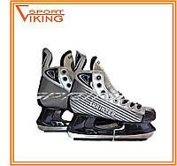 Коньки хоккейные ледовые PW-206В / 39 р. для игры в хоккей